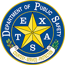 Texas Department of Public Safety Large Logo